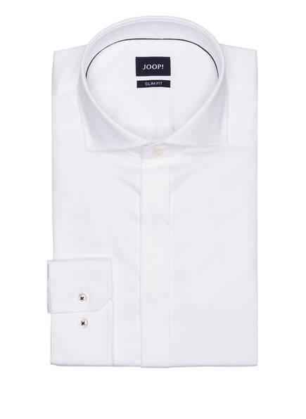 JOOP! Hemd PANO Slim Fit, Farbe: WEISS (Bild 1)