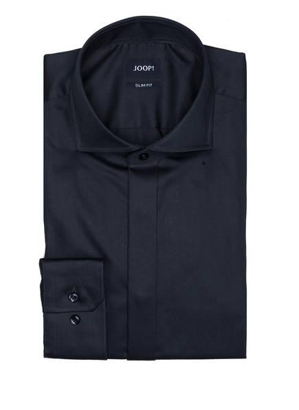 JOOP! Hemd PANO Slim Fit, Farbe: DUNKELBLAU (Bild 1)