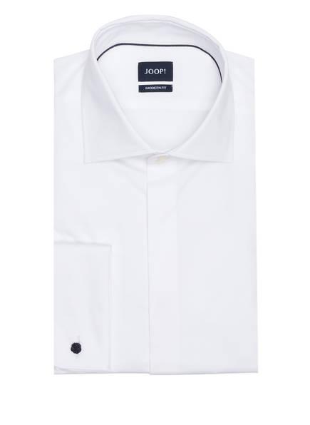JOOP! Hemd MIKO Modern Fit mit Umschlagmanschette, Farbe: WEISS (Bild 1)