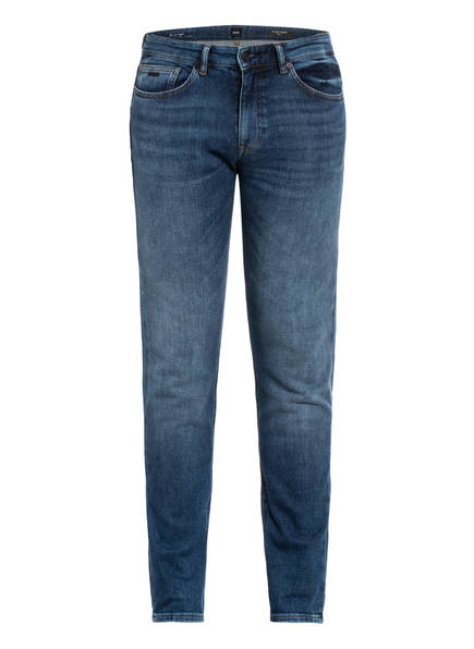 BOSS Jeans DELAWARE Slim Fit, Farbe: 422 MEDIUM BLUE (Bild 1)