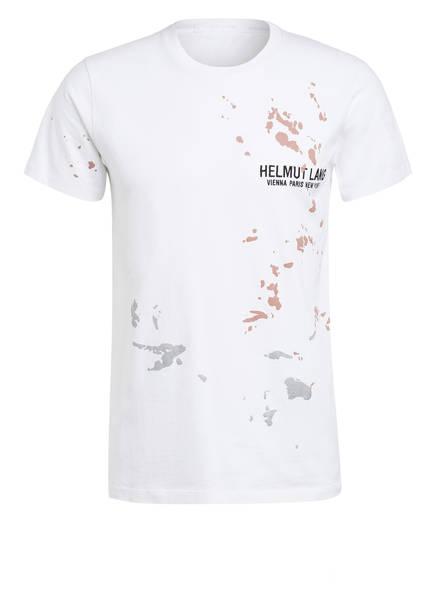 HELMUT LANG T-Shirt STANDARD PAINTER TEE, Farbe: WEISS (Bild 1)