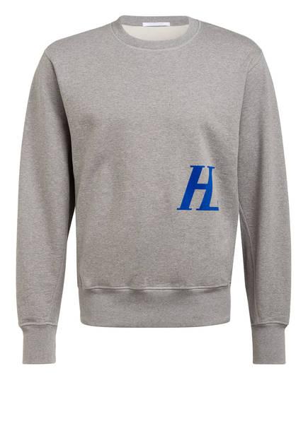 HELMUT LANG Oversized-Sweatshirt, Farbe: HELLGRAU (Bild 1)