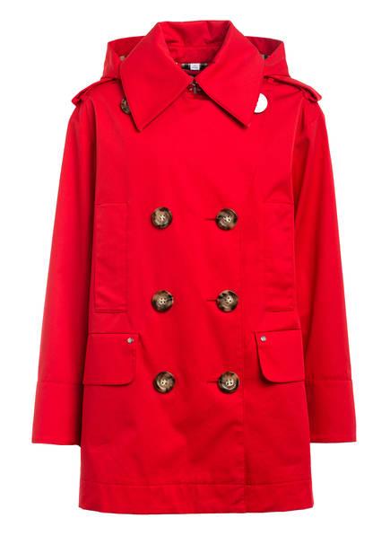 BURBERRY Trenchcoat, Farbe: ROT (Bild 1)