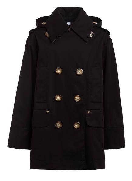 BURBERRY Trenchcoat, Farbe: SCHWARZ (Bild 1)