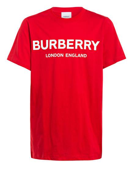 BURBERRY T-Shirt ROBBIE, Farbe: ROT (Bild 1)
