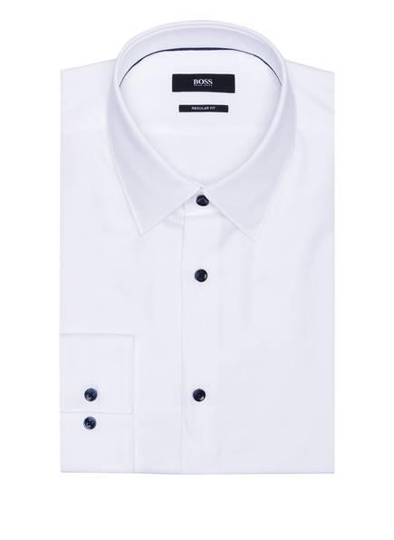BOSS Hemd GANOS Regular Fit, Farbe: WEISS (Bild 1)
