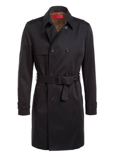 HUGO Trenchcoat MALUKS, Farbe: SCHWARZ (Bild 1)