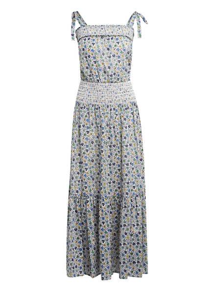TORY BURCH Kleid , Farbe: WEISS/ GRÜN/ BLAU (Bild 1)