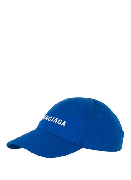 BALENCIAGA Cap , Farbe: BLAU (Bild 1)