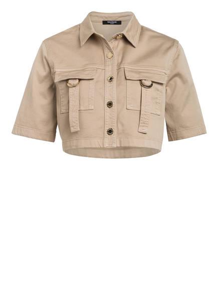 BALMAIN Fieldjacket, Farbe: BEIGE (Bild 1)