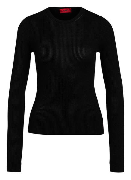HUGO Pullover SHAKTI , Farbe: SCHWARZ (Bild 1)