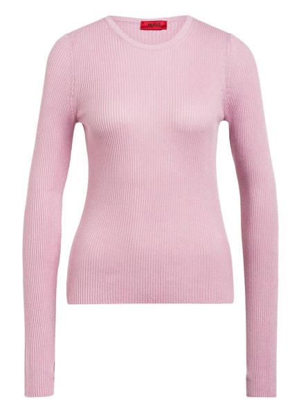 HUGO Pullover SHAKTI , Farbe: ROSA (Bild 1)