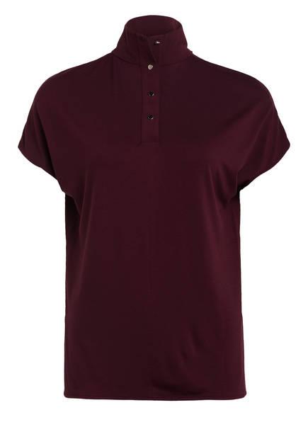 HUGO Blusenshirt DIJANNA, Farbe: DUNKELROT (Bild 1)