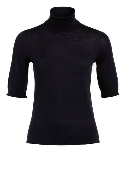 DOROTHEE SCHUMACHER Strickshirt aus Merinowolle, Farbe: DUNKELBLAU (Bild 1)