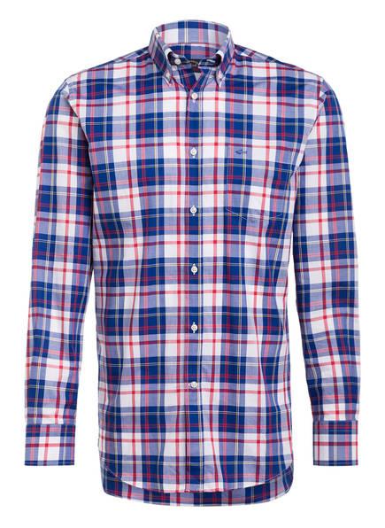 PAUL & SHARK Hemd Casual Fit, Farbe: WEISS/ BLAU/ ROT (Bild 1)