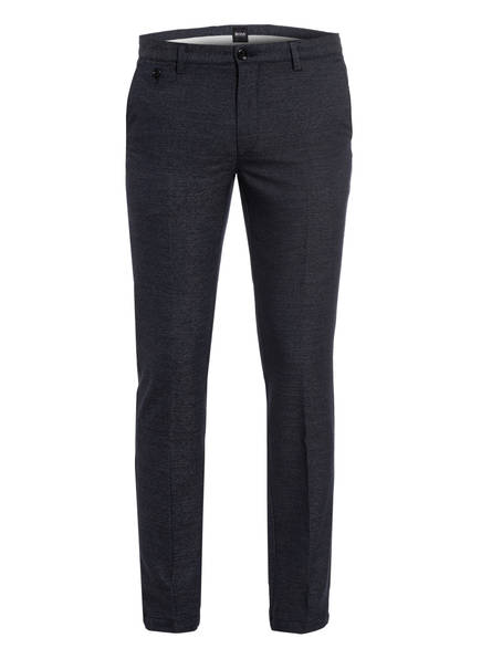 BOSS Chino KAITO Slim Tapered Fit, Farbe: 402 DARK BLUE (Bild 1)