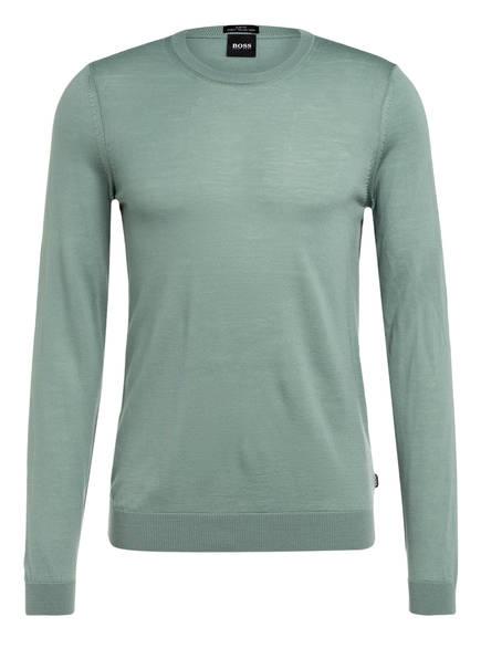 BOSS Pullover LENO-P, Farbe: MINT (Bild 1)