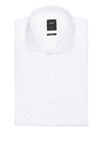 BOSS Hemd T-CHRISTO Slim Fit, Farbe: WEISS (Bild 1)