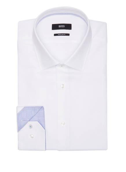 BOSS Hemd GEISON Regular Fit, Farbe: WEISS (Bild 1)