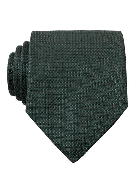 BOSS Krawatte, Farbe: DUNKELGRÜN (Bild 1)