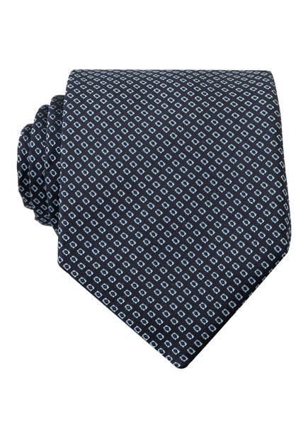 BOSS Krawatte, Farbe: DUNKELBLAU/ HELLBLAU (Bild 1)