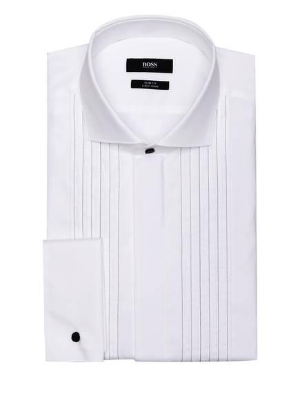 BOSS Hemd JABEL Slim Fit , Farbe: WEISS (Bild 1)