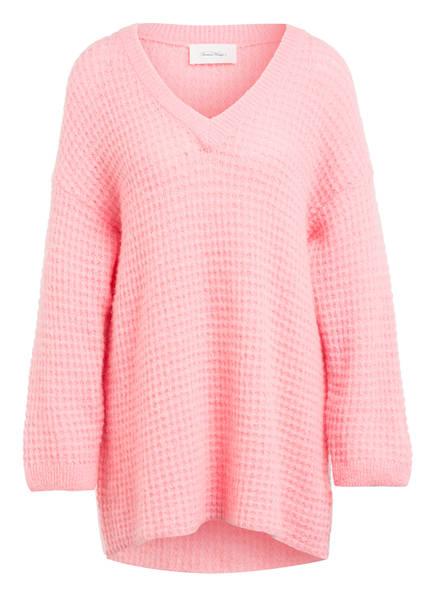 American Vintage Oversized-Pullover, Farbe: NEONPINK (Bild 1)