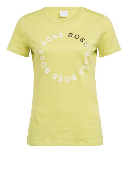 BOSS T-Shirt TERINI, Farbe: HELLGRÜN (Bild 1)
