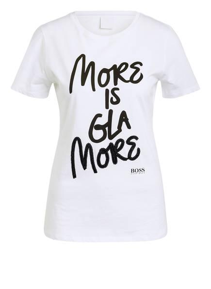BOSS T-Shirt TEFUN, Farbe: WEISS (Bild 1)