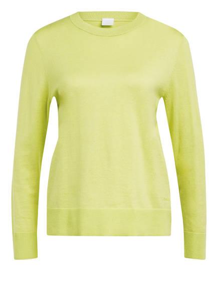 BOSS Pullover IBINNA, Farbe: HELLGRÜN (Bild 1)