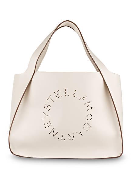 STELLA McCARTNEY Hobo-Bag mit Pouch, Farbe: CREME (Bild 1)