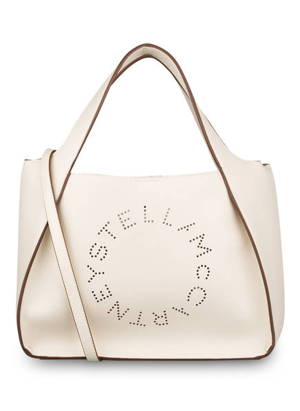 STELLA McCARTNEY Hobo-Bag LOGO, Farbe: CREME (Bild 1)