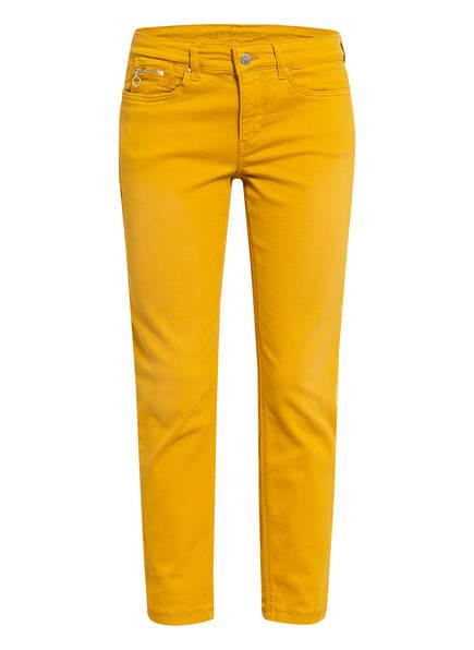 MAC Jeans DREAM SLIM       , Farbe: DUNKELGELB (Bild 1)