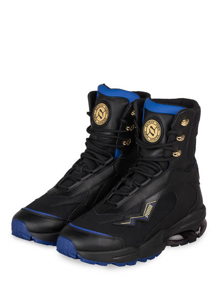 PUMA Hightop-Sneaker CELL STELLAR, Farbe: SCHWARZ/ BLAU (Bild 1)