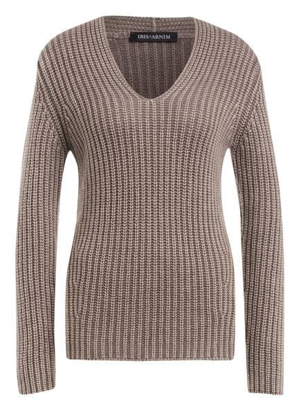 IRIS von ARNIM Cashmere-Pullover ABEL, Farbe: TAUPE (Bild 1)