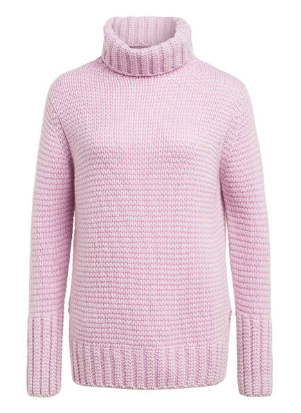IRIS von ARNIM Cashmere-Pullover ALINA, Farbe: HELLROSA (Bild 1)