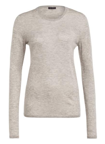 IRIS von ARNIM Cashmere-Pullover IVASTONE, Farbe: HELLGRAU (Bild 1)