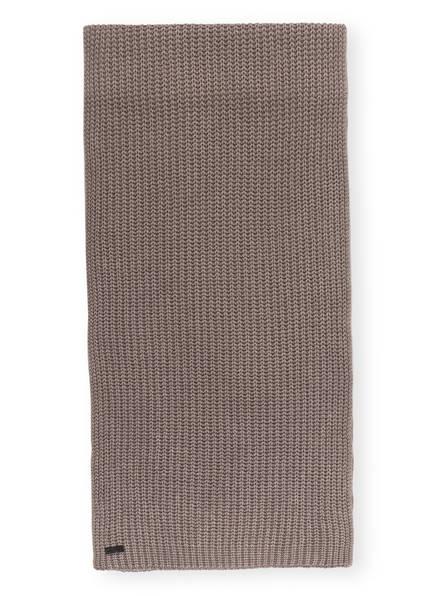 IRIS von ARNIM Cashmere-Schal HARVARD, Farbe: TAUPE (Bild 1)