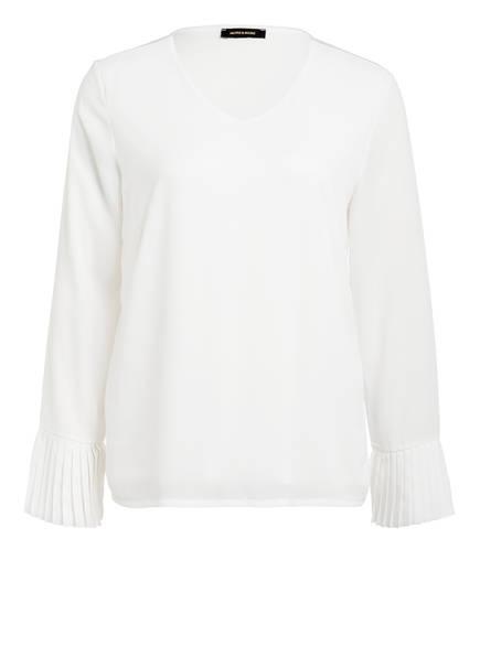 MORE & MORE Blusenshirt , Farbe: WEISS (Bild 1)