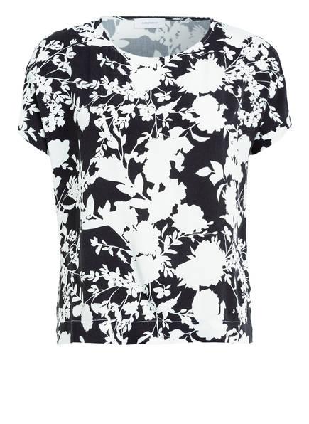 DARLING HARBOUR Blusenshirt, Farbe: WEISS/ SCHWARZ (Bild 1)