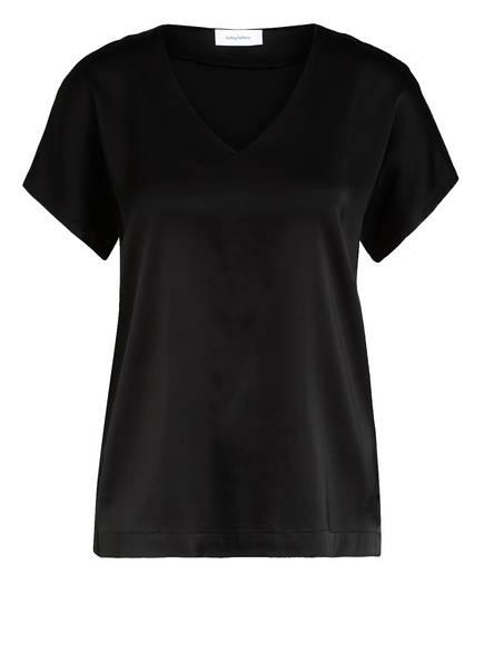 DARLING HARBOUR Blusenshirt, Farbe: SCHWARZ (Bild 1)