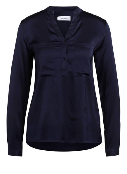 DARLING HARBOUR Blusenshirt, Farbe: NAVY NAVY (Bild 1)