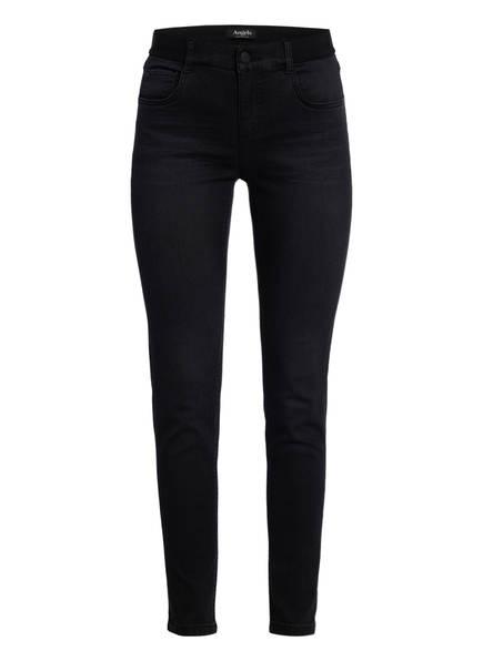 ANGELS Skinny Jeans, Farbe: 1158 anthrazit used buffi (Bild 1)