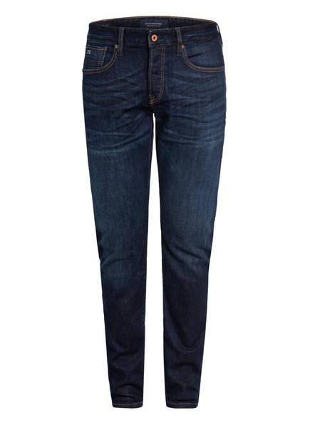 SCOTCH & SODA Jeans RALSTON Regular Slim Fit, Farbe: 1841 BEATEN BACK DARK BLUE (Bild 1)