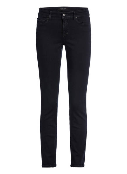 CAMBIO Jeans PARLA , Farbe:  5412 BLACK OVERDIED (Bild 1)