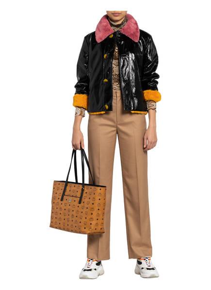 Mcm Shopper anya braun COGNAC kaufen auf NEUE TASCHEN