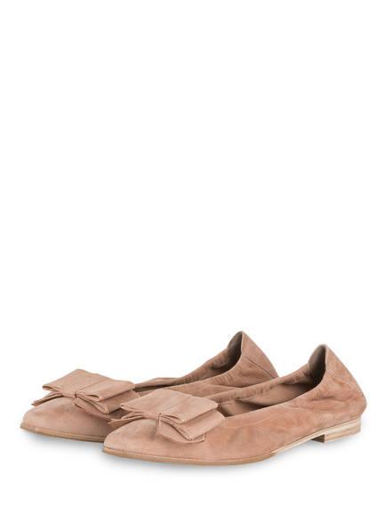KENNEL & SCHMENGER Ballerinas , Farbe: NUDE (Bild 1)