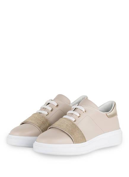 STEFFEN SCHRAUT Plateau-Sneaker 24 CHAIN , Farbe: BEIGE/ GOLD (Bild 1)