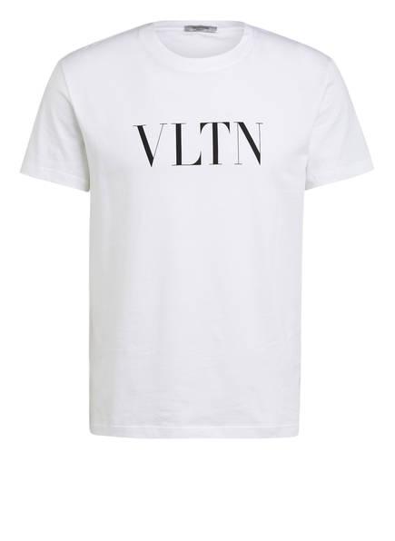 VALENTINO T-Shirt VLTN , Farbe: WEISS (Bild 1)