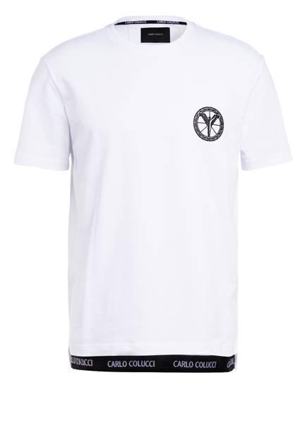 CARLO COLUCCI T-Shirt, Farbe: WEISS (Bild 1)